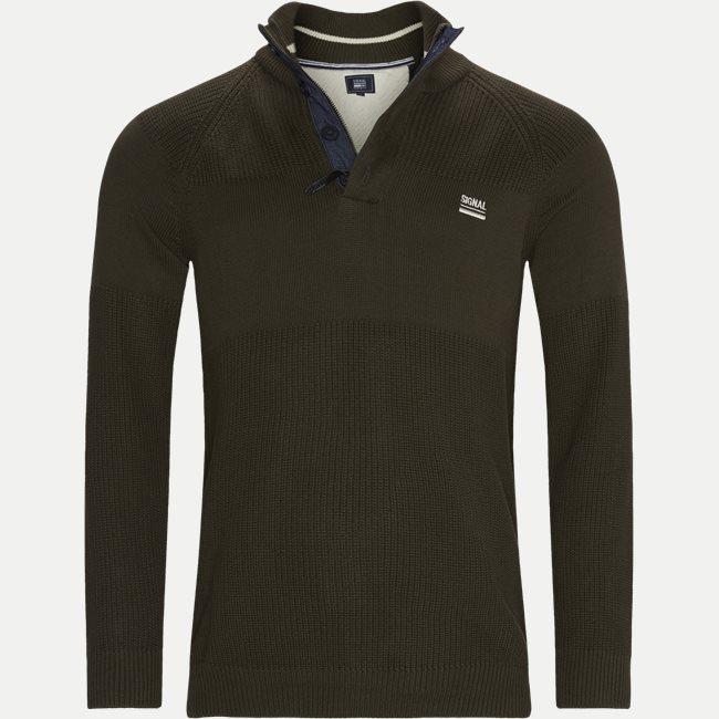 Stan Half-Zip Sweater